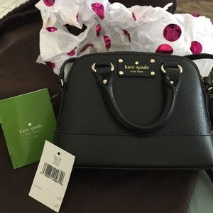 🎁SALE🎁 NWT 💯% Auth Kate Spade leather bag