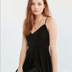 Black Skater Dress NWT