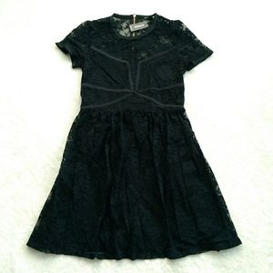 NWT Express lace dress