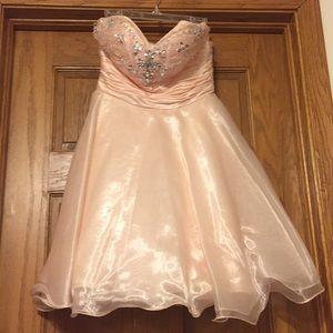 Rose Formal Dress