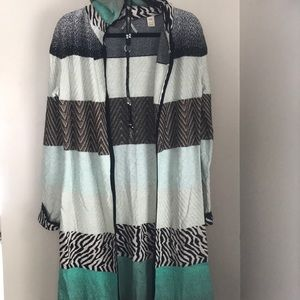 Gimmicks Bke sparkle cardigan sweater