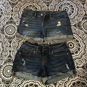 NWOT Aero Jean Shorts