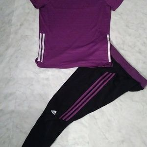 Adidas Running/Biking Set