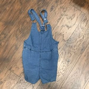 Brand new Urban Outfitters overalls/romper