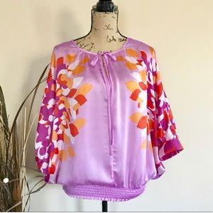 NWT NY & Co floral top