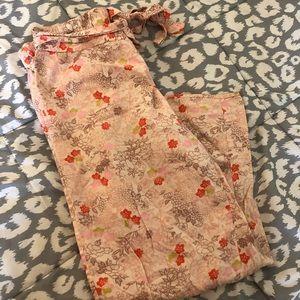GapBody pajama pants, size small