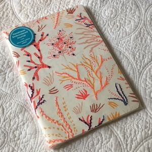 Hand Embroidered Journal