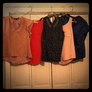 Large Shirt Lot!!!! So many options!!!