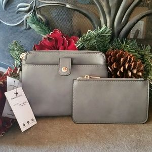 Melie Bianco LESLIE crossbody( marked down 15%)