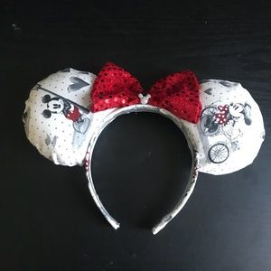 Disney Inspired Mickey and Minnie ears