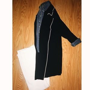 Zara Long Knit Cardigan in Excellent Condition!!