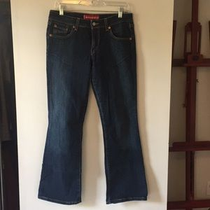 Levi's 518 Super Low Stretch Jeans