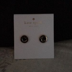 Brand new Kate spade earrings with tag