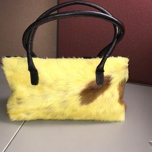Handbags - Calf hair shoulder bag💥sale