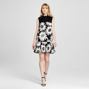 Victoria Becham Sunflower Dress Size XS