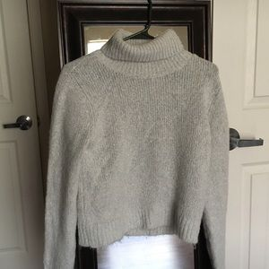 Brandy Melville Gray Turtleneck