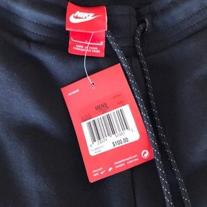 New Nike Fleece Tech Tapered Joggers Pants L & XL