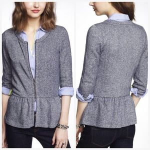Express Peplum Sweater