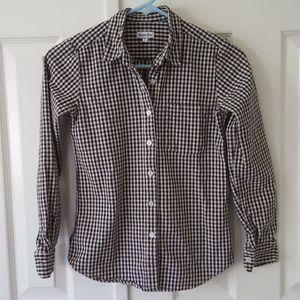 Steven Alan gingham shirt