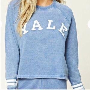 Forever 21 YALE sweatshirt size S