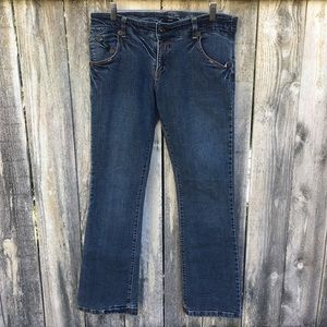 Vintage Guess Straight Leg Jeans