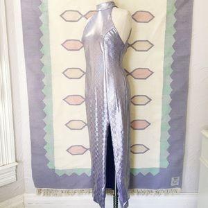 Holographic Vintage Dress