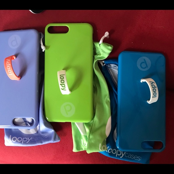 innovative design 1750f 3c0be Theee new Loopy cases for iPhone 7 and 8 Plus