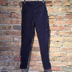Alo blue legging, sz xxs, 56272