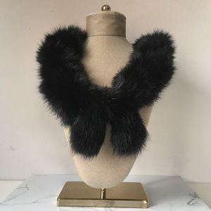 VTG•Rabbit Fur Scarf