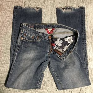 Lucky Brand Lola Bootcut Jeans Size 6/28