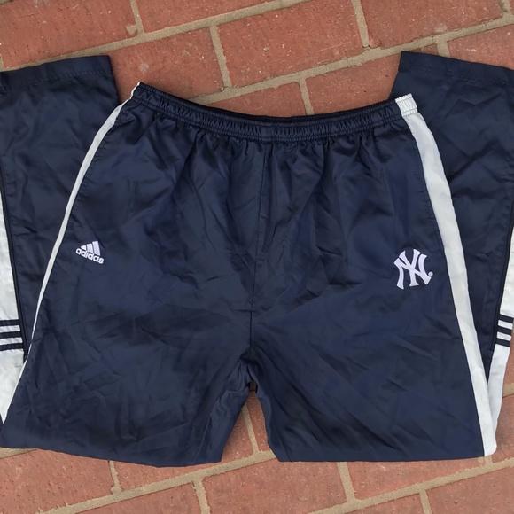 de8211c676f adidas Pants | Vintage 90s X New York Yankees Sweats Xl | Poshmark