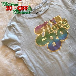 🎅🏼 20% OFF | vtg// ladies vh1 I LOVE THE 80s tee