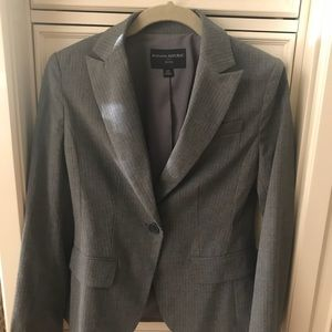 Banana Republic Wool Suit Blazer
