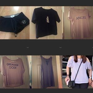 Bundle 💓 6 clothes items :)