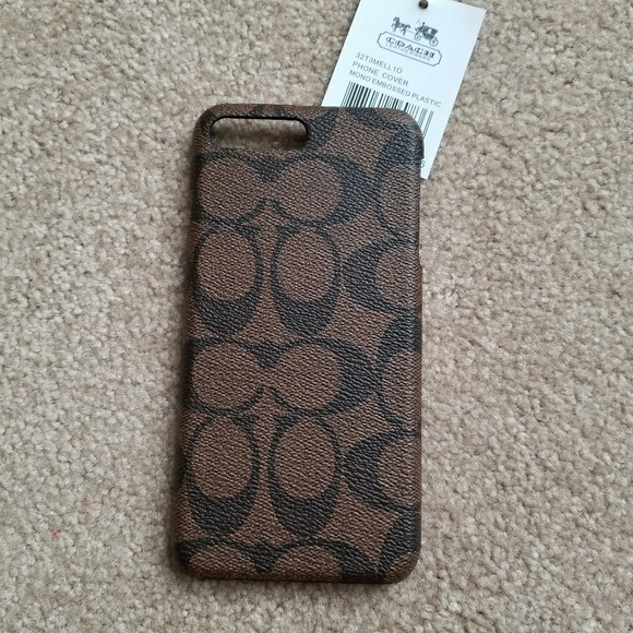 coach accessories iphone 8 plus case poshmarkcoach accessories coach iphone 8 plus case