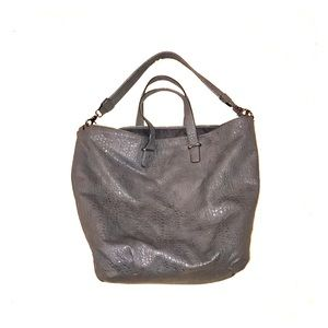 Forever 21 charcoal shoulder bag