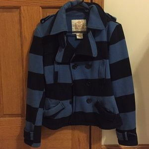 Wet Seal Striped Jacket