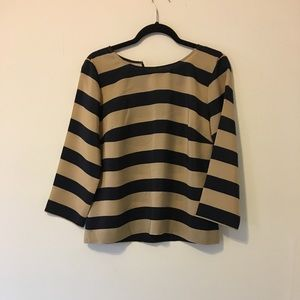 J. Crew striped top