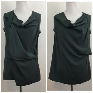 🆕Simply Vera Wang Convertible Sleeveless Top