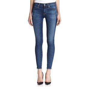 AG Super Skinny High Rise Jean