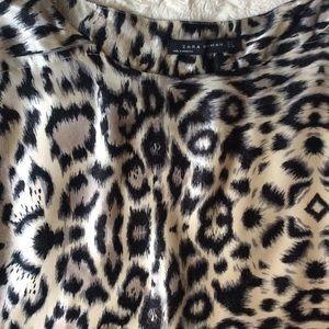 100% silk Zara Woman dress...very cool