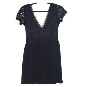 Semi-formal black dress