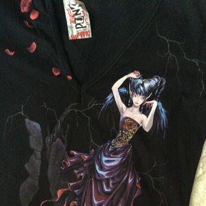 Anime style t-shirt NWT