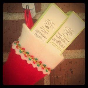 BRAND NEW ✨✨ Satin Lips Sugar Scrub & Balm Duo 💋