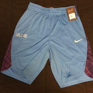 NEVER WORN, HAS TAG - Nike Elite basketball shorts