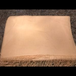 Nordstrom 100% cashmere wrap/scarf