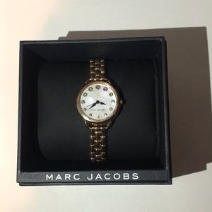 Marc Jacobs Betty watch rose gold brand new