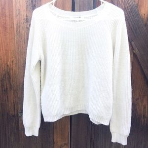 Snow White Winter Sweater