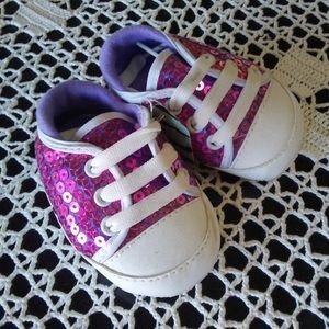 Other - Baby shoes size 6-12 mo