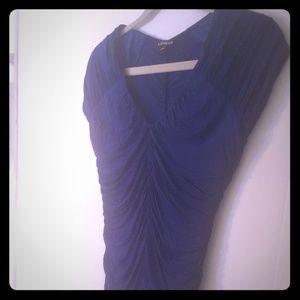Blue Express medium shirt